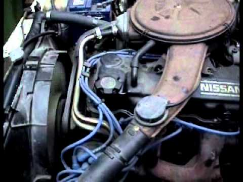 Nissan Navara Z24 Smoke and Compression Test