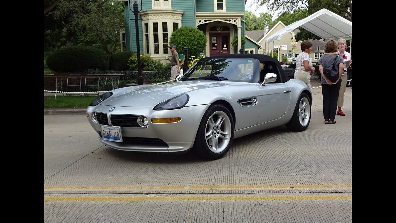 2001 BMW Z8 Roadster in Grey Paint & Engine Start Up on My Car Story ...
