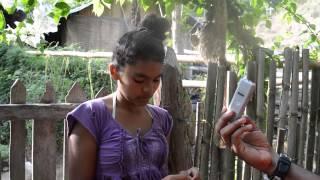 """María Alejandra Arias, hermana de Yesica habla de la """"Mojana"""" que se la habría llevado."""