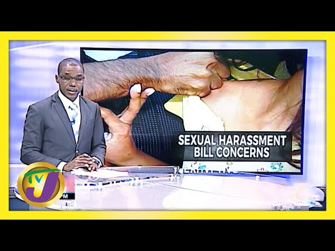 Sexual Harassment Bill Concerns in Jamaica   TVJ News
