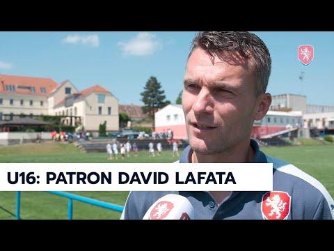 Patron U16 Lafata: Fotbalu mám víc než dříve