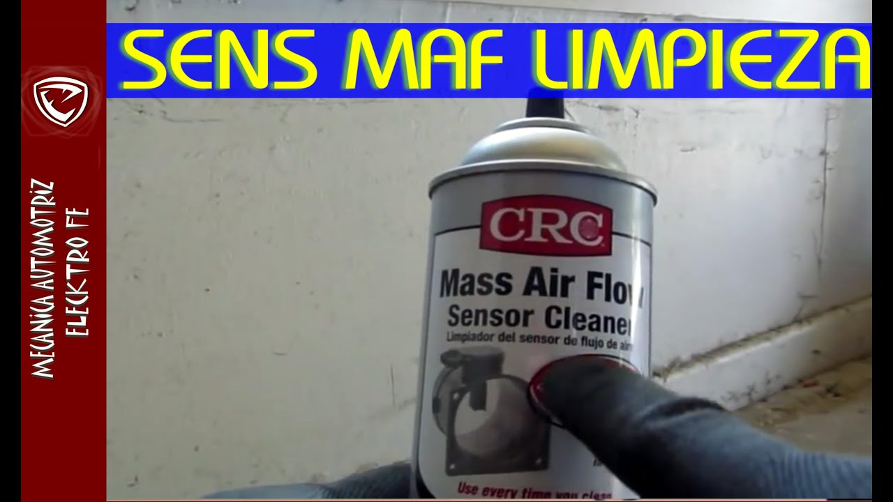 Limpieza De Sensor Maf Youtube