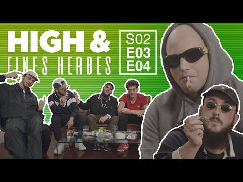 Youtube: High & Fines Herbes: Épisodes 3 et 4 – Saison 2