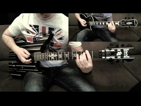 Avenged Sevenfold - Chapter Four (Guitar Cover)