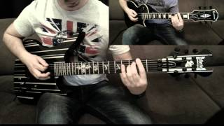 Avenged Sevenfold Chapter Four Guitar Cover