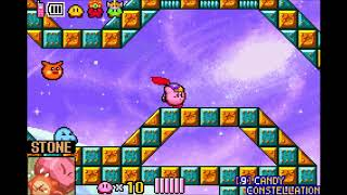 Kirby Amazing Mirror - 9 - The Spacy World