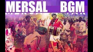 Mersal Full Mass BGM | Vijay, Samantha, Kajal | A R Rahman | Atlee