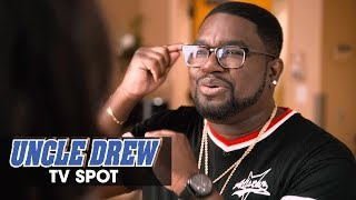 """Uncle Drew (2018 Movie) Official TV Spot """"Believe"""" - Kyrie Irving, Shaq, Lil Rel, Tiffany Haddish"""