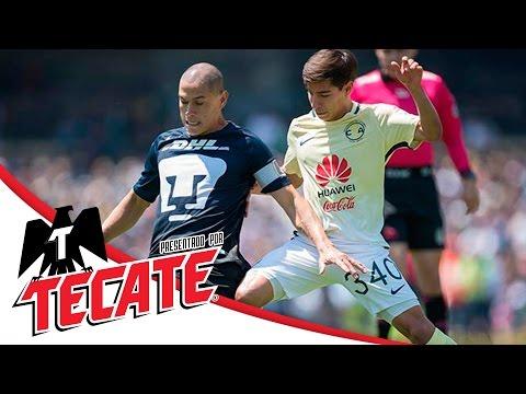 Resumen | Pumas 2 - 3 América | Clausura 2017 - Jornada 11 | Presentado por Tecate