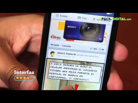 Análisis del Huawei Ascend P1