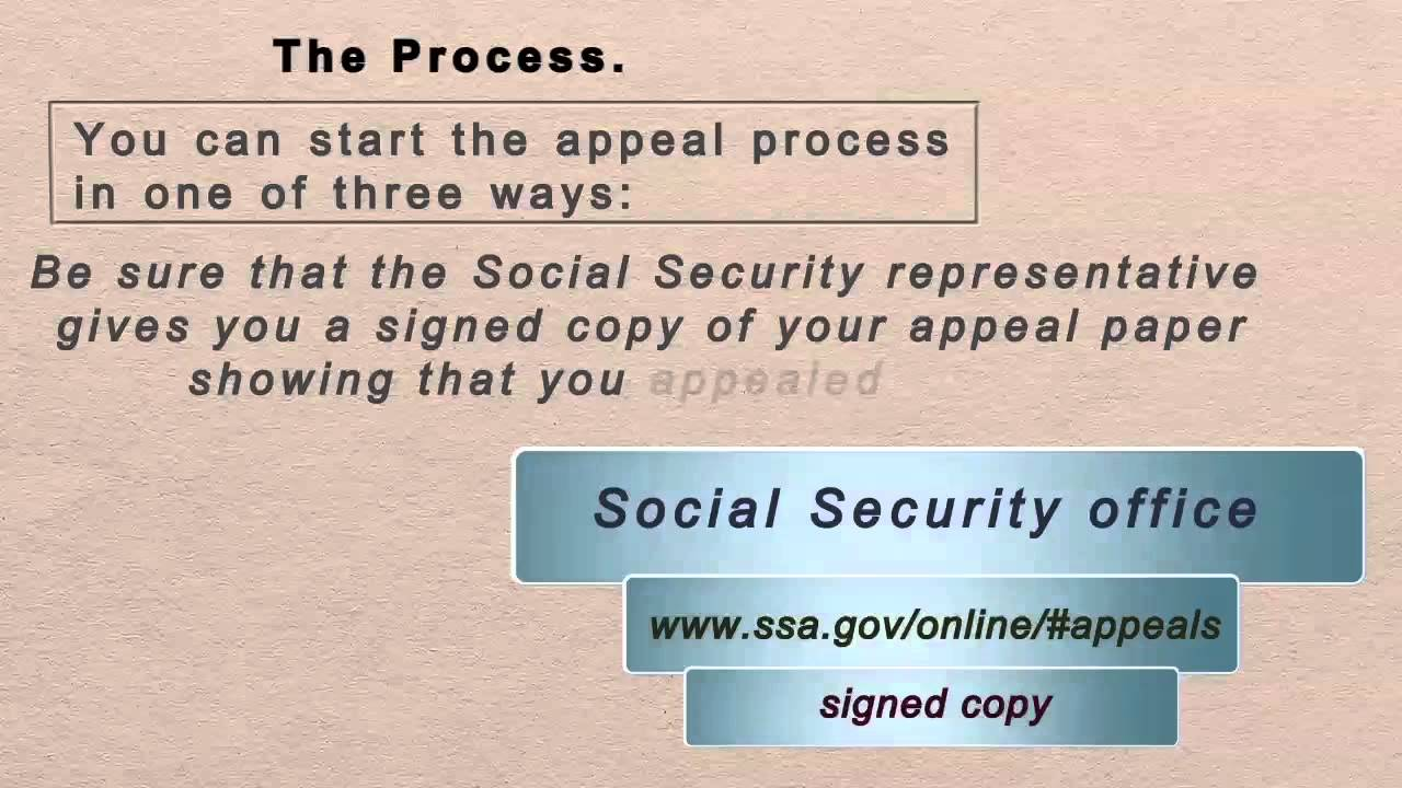 Apply for Social Security Appeal | Poughkeepsie Social