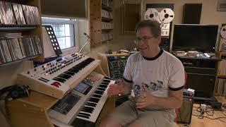 Decoding a Kraftwerk sequencer riff