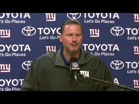 "Ben McAdoo: ""I'm gonna coach this team as long as my key card works."""