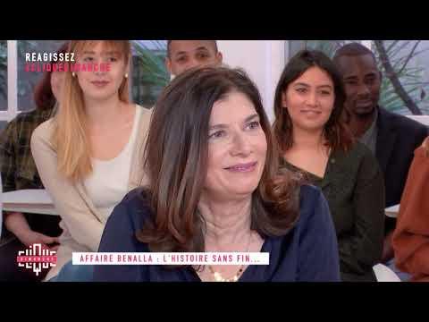 Ariane Chemin : Affaire Benalla, l'histoire sans fin... - Clique Dimanche - CANAL+