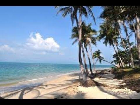 ТАЙЛАНД ПУТЕШЕСТВИЕ В ВЕЧНОЕ ЛЕТО Tropical Island Beach Ambience Sound