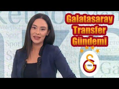 Galatasaray Transfer Gündemi / A Spor | Sabah Sporu | Gazete Manşetleri | 23 Ağustos 2019
