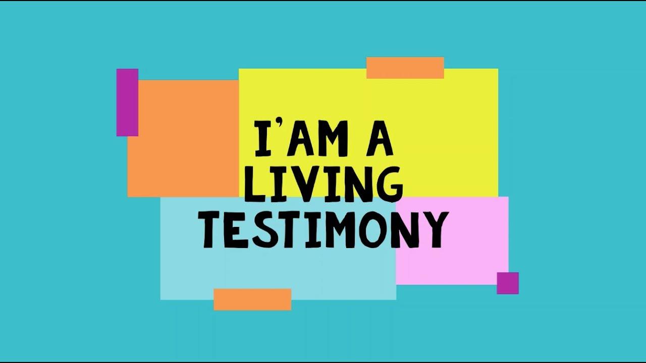 Testimony challenge