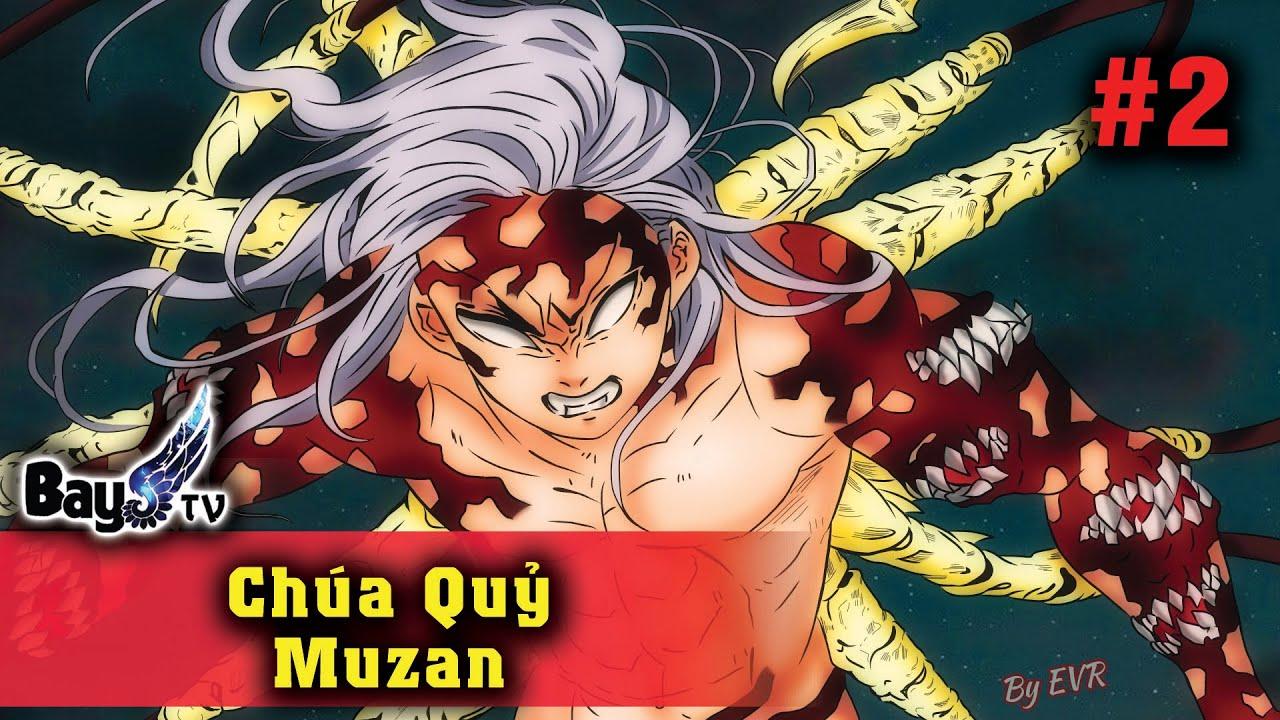 Chúa quỷ Muzan - Phần 2 - @BayStore  @Bay Anime