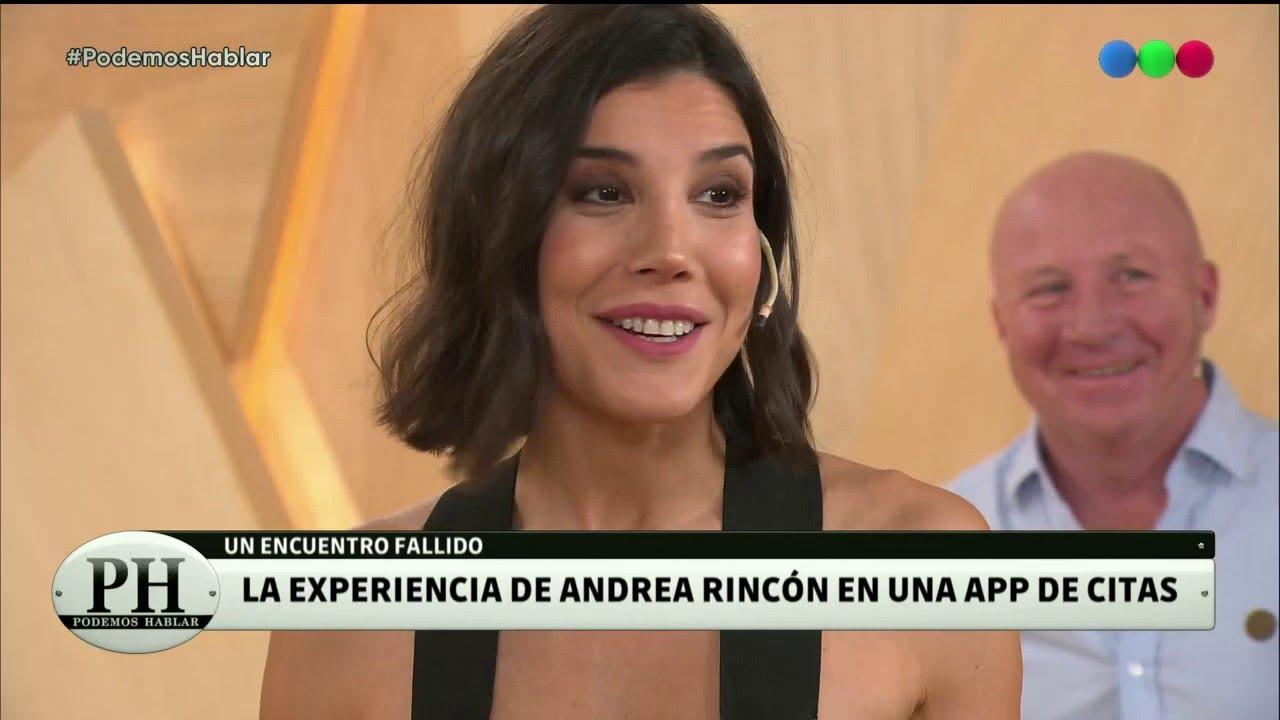 Andrea Rincon Sexo cuál fue la peor cita de andrea rincón? | la banda diario