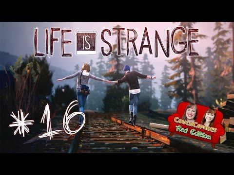 Life is Strange - Her Clothes Are Actually Wet - #16 - Couch Capades Red Edition