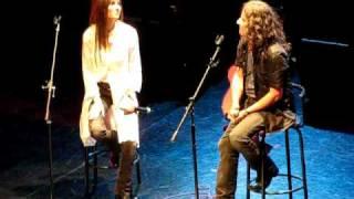 Pablo Herrera & Soledad Guerrero - Quiereme así - Teatro Oriente - 19.11.2010.