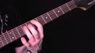 Jesus Tod Guitar Tutorial By Burzum