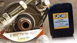 JCB Ultra Performance 10W30 Jak skutecznie olej chroni silnik?