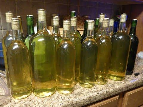 Easy to Make White Wine