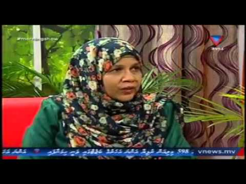 Purvang's presence on local VTV news channel