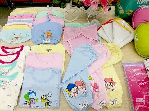 Tư vấn tiêu dùng|số 11: Chuẩn bị đồ dùng cho trẻ sơ sinh (CRTV - 13.08.2015)