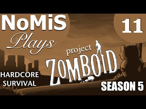 PROJECT ZOMBOID HARDCORE SURVIVAL | BUILD 39 | EP 11 - MANSIONS