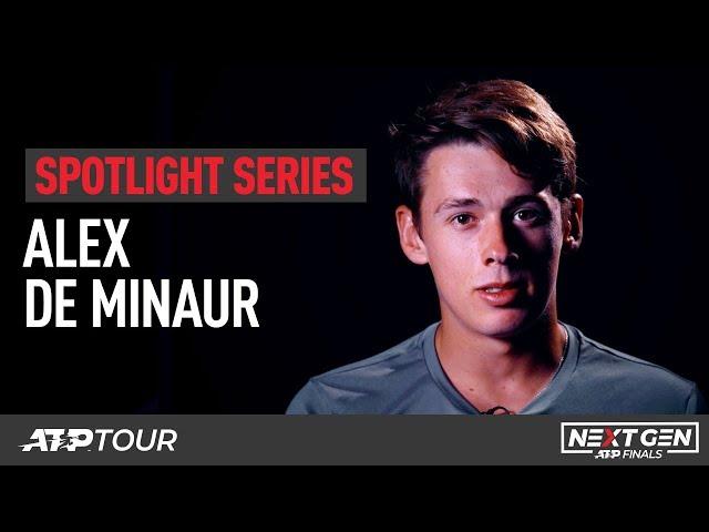 SPOTLIGHT SERIES: ALEX DE MINAUR | ATP