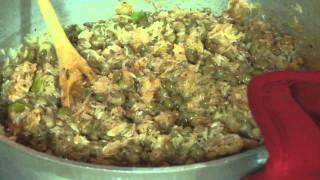 Puerto Rican Arroz Con Gandules Jibaro-puerto Rican Rice With Gandules