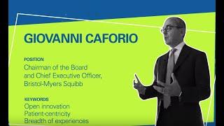 Executive Chat with Giovanni Caforio thumbnail