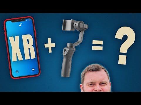 IPhone XR. Оптическая стабилизация при съемке видео.