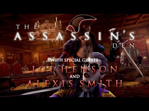 The Assassin's Den - ft. Joe Henson and Alexis Smith (AC4 Multiplayer Composers)