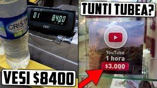 Kolumbiassa on todella oudot hinnat?!