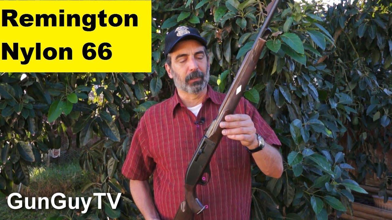 dating Remington Nylon 66