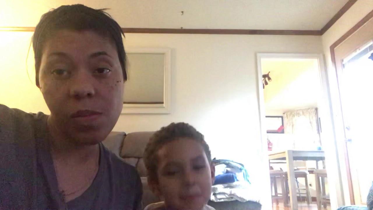 Mom With Boy Tube
