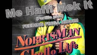 Norris Man - Ghetto Life album PROMO MIXTAPE (release 29 june 2012) PARTILLO PRODUCTIONS