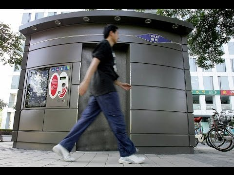 China hopes 'toilet revolution' will boost tourism