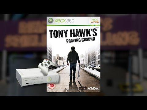 Gameplay : Tony Hawk Proving Ground [Xbox 360]