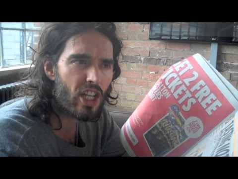 Who Is To Blame For Violence In Iraq? Russell Brand The Trews Ep79