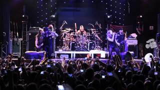 Adrenaline Mob Feat Lzzy Halestorm Come Undone Sao Paulo Brazil June 16th 2013