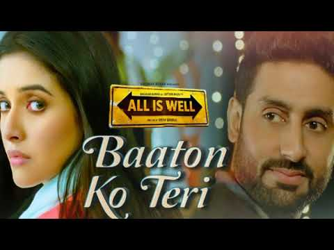 Baaton ko teri sad song ringtone ___ All is well ___ Sad ringtones