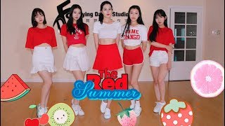Red Velvet 레드벨벳_빨간 맛 (Red Flavor) dance cover (FDS)Vancouver