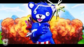 FIREWORKS TEAM LEADER STORY *NEW SKIN* - A Fortnite Short Film