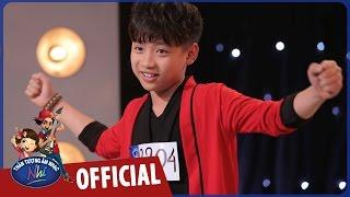 vietnam idol kids 2017 - tap 1 - ha nguyen vu