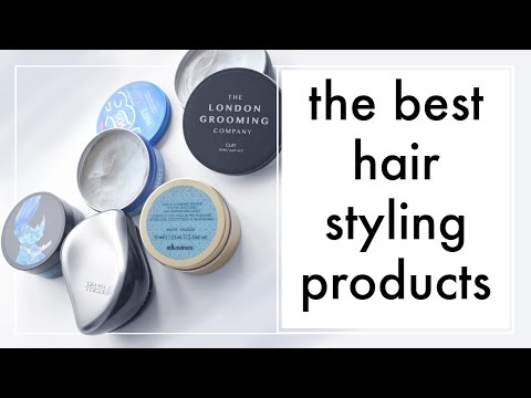 The Best Hair Styling Products For Men - April 2017 - VO5, BluMaan, Davines & More ✖ James Welsh