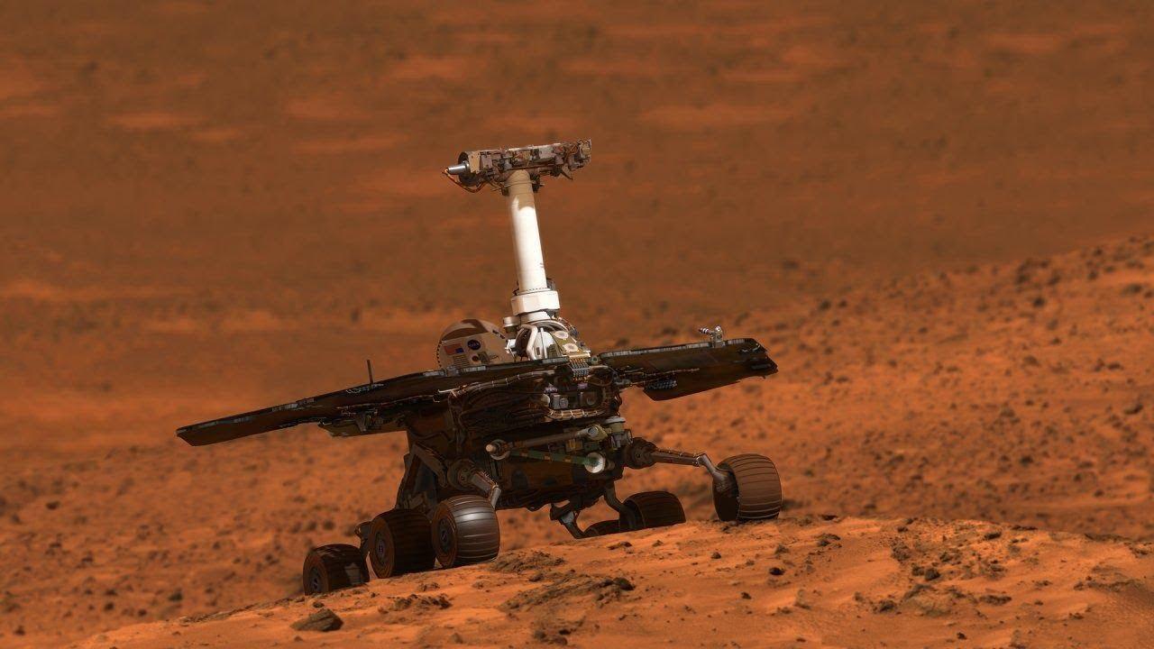nasa explorer mars - 1280×720